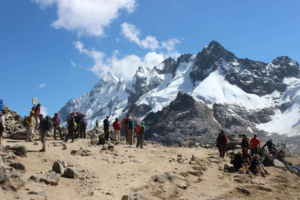 4-DAYS TREK SALCANTAY TO MACHU PICCHU