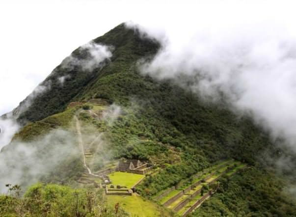 Choquequirao - Cusco: Choquequirao tops Lonely Planet's 'Best in Travel 2017' list