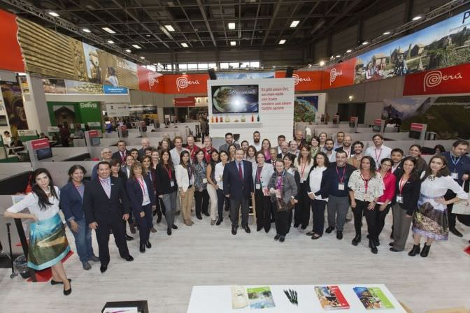 Peruvian presence impacted at the ITB Berlin fair