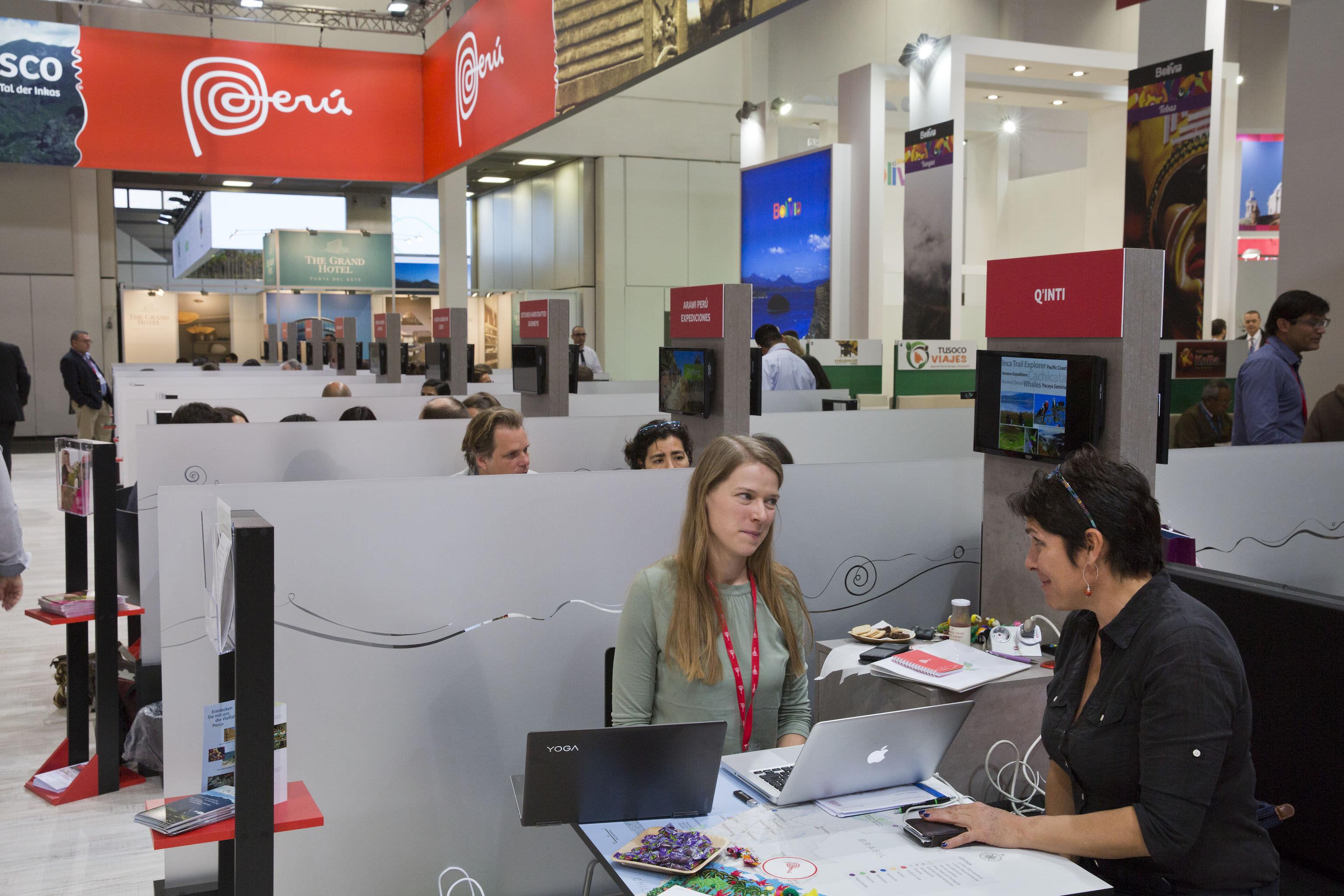 ITB5 - Peruvian presence impacted at the ITB Berlin fair