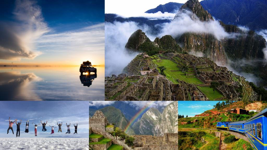 Tour to Machu Picchu and Uyuni