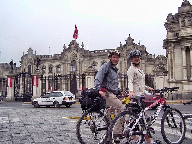 Tour Lima en bicicleta- boton