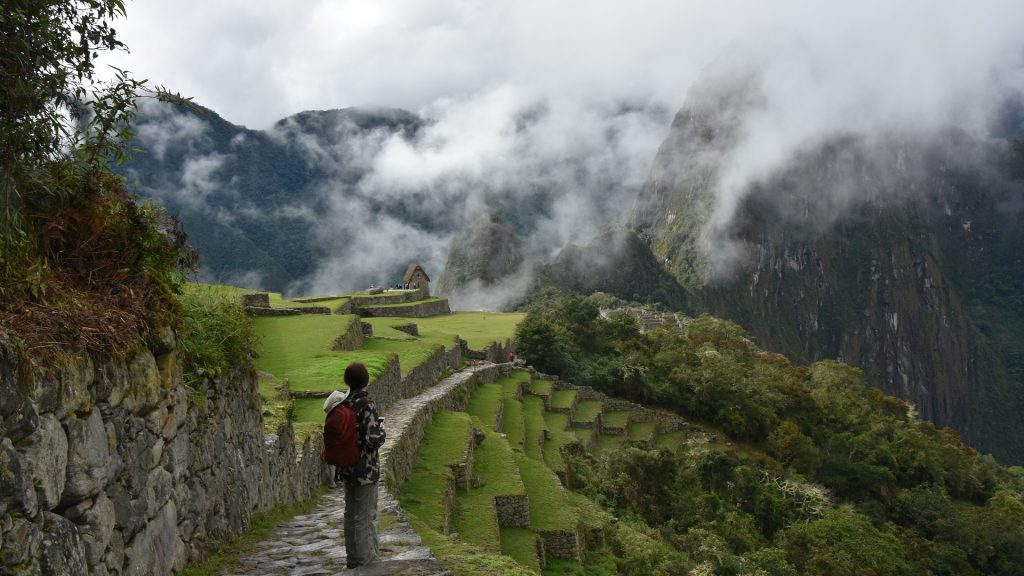 One-day Inca Trail hike Machu Picchu