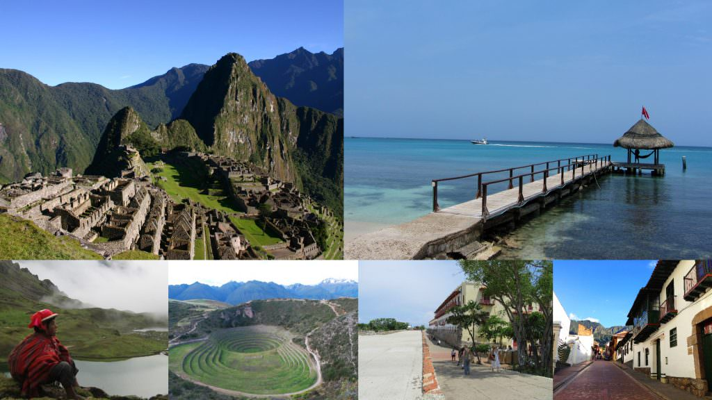 Tour to Cusco, Machu Picchu, Bogota, Cartagena
