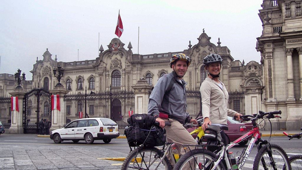 FEATURED LIMA BY BIKE 1024x576 - Tour Full-day Rainbow Mountain Vinicunca and Red Valley Cusco