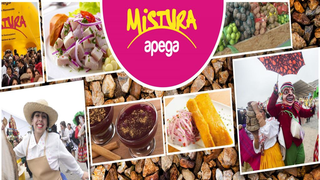 FEATURED MISTURA FOOD FESTIVAL 1024x576 - Tour Full-day Rainbow Mountain Vinicunca and Red Valley Cusco