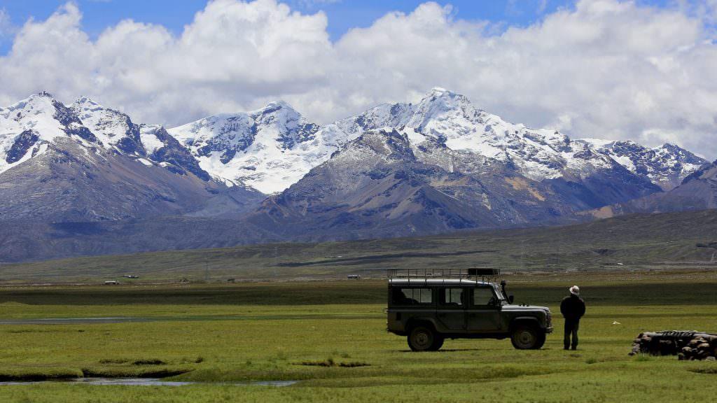 Huaraz, Cordillera Blanca & Huayhuash