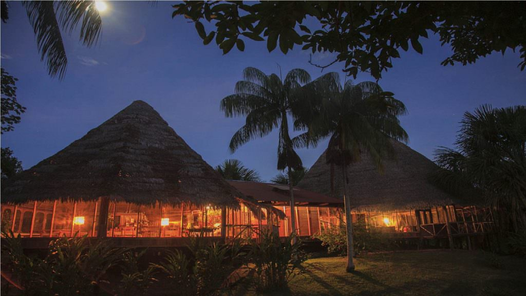FEATURED PACAYA SAMIRIA AMAZON LODGE 1024x576 - 4 DAYS REFUGIO AMAZONAS LODGE IN TAMBOPATA