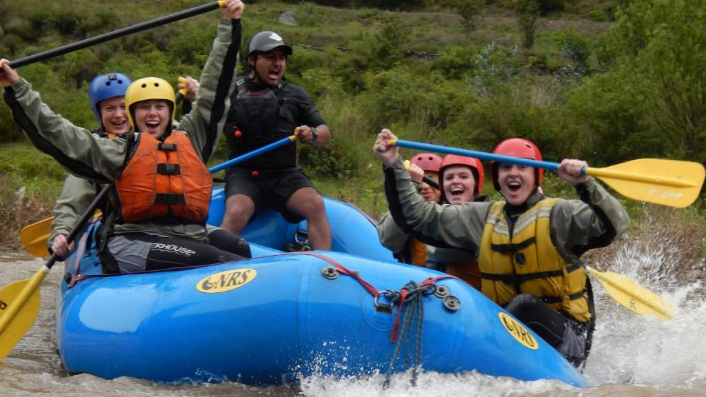 Rafting Tour in Upper Urubamba River