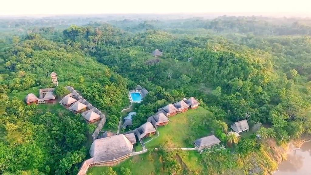 FEATURED SAMIRIA ECOLODGE 1024x576 - 4 DAYS REFUGIO AMAZONAS LODGE IN TAMBOPATA