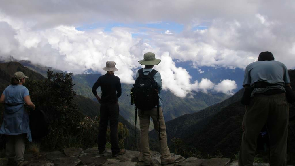4 DAYS TREK INCA TRAIL