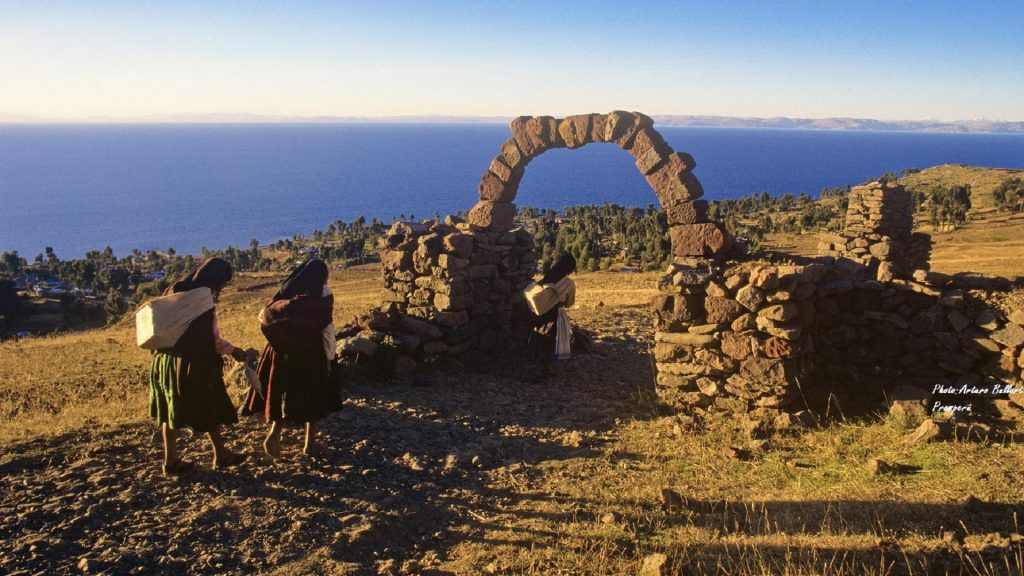 Full Day Tour Titicaca Lake, Puno