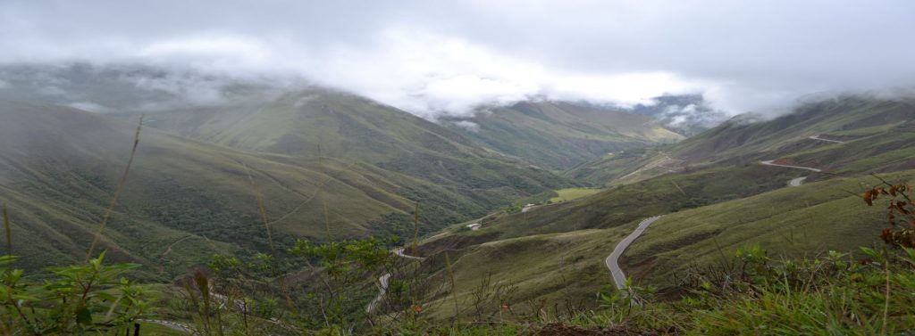 JOURNEY CHACHAPOYAS TO CAJAMARCA