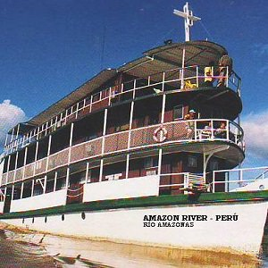 amazon luxury cruise - DE LA COSTA A LOS ANDES