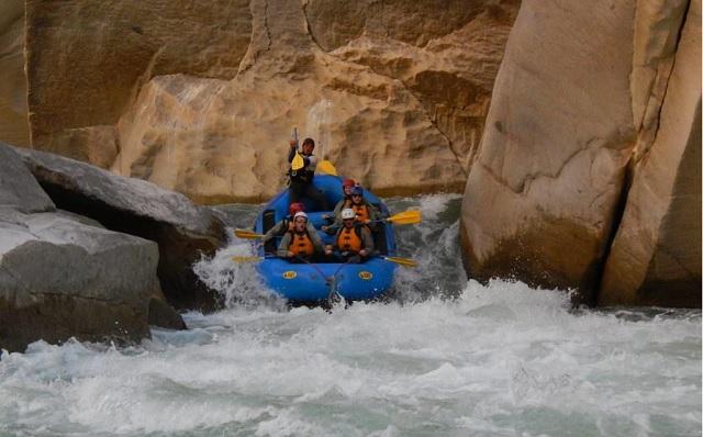 Rafting Apurimac-botton