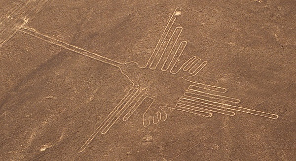 Ballestas islands and Nazca lines overflight