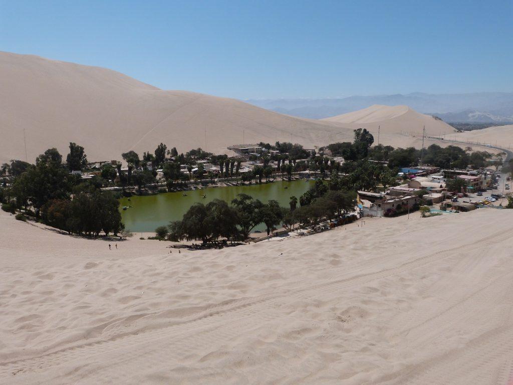 Tour Ica Paracas Nazca -boton