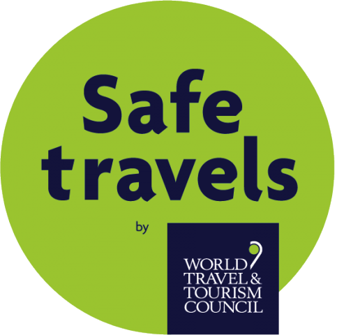 wttc safetravels stamp - The best Peru tours, travel to Peru in affordable private or group tours